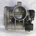 Дроссельный патрубок под электр. педаль газа 2110