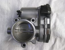 Дроссельный патрубок под электр. педаль газа 2110 (16 кл)
