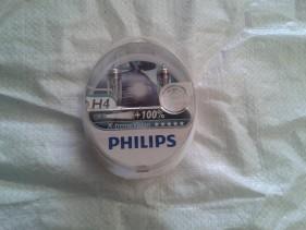 Лампочки Philips H4