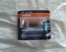 Лампочки Osram H1 12 v 55 w