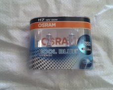 Лампочки Osram H7 (12 v , 55 w) Cool Blue