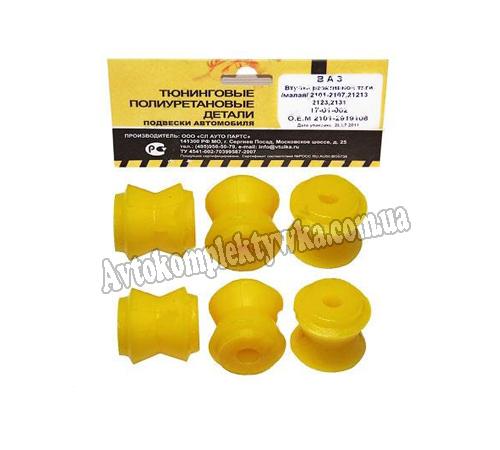 Полиуретановые втулки ВАЗ 2101