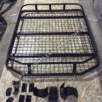Экспедиционный багажник сеткой Нива 2121