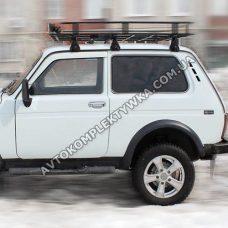 Экспедиционный багажник Нива 2121