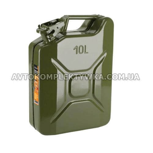 Канистра металлическая для бензина 10 л