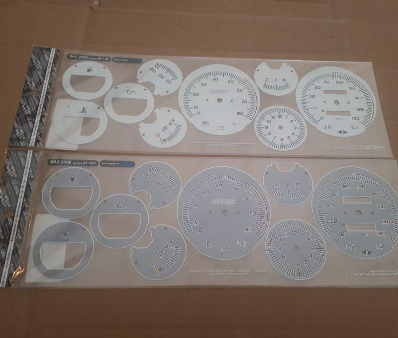 Декоративная накладка на щиток приборов ВАЗ 2106