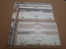 Декоративная накладка на щиток приборов ВАЗ 2101,ОКА